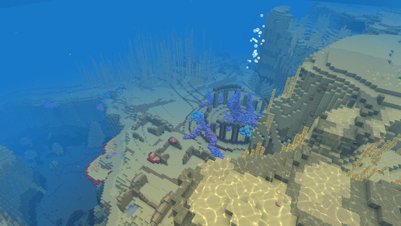 Прибрежные зоны и океаны в Хайтейл
